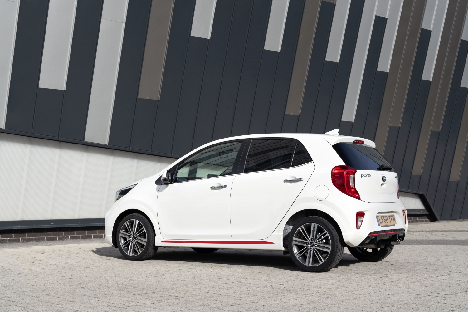 Kia is Thinking About a Picanto EV