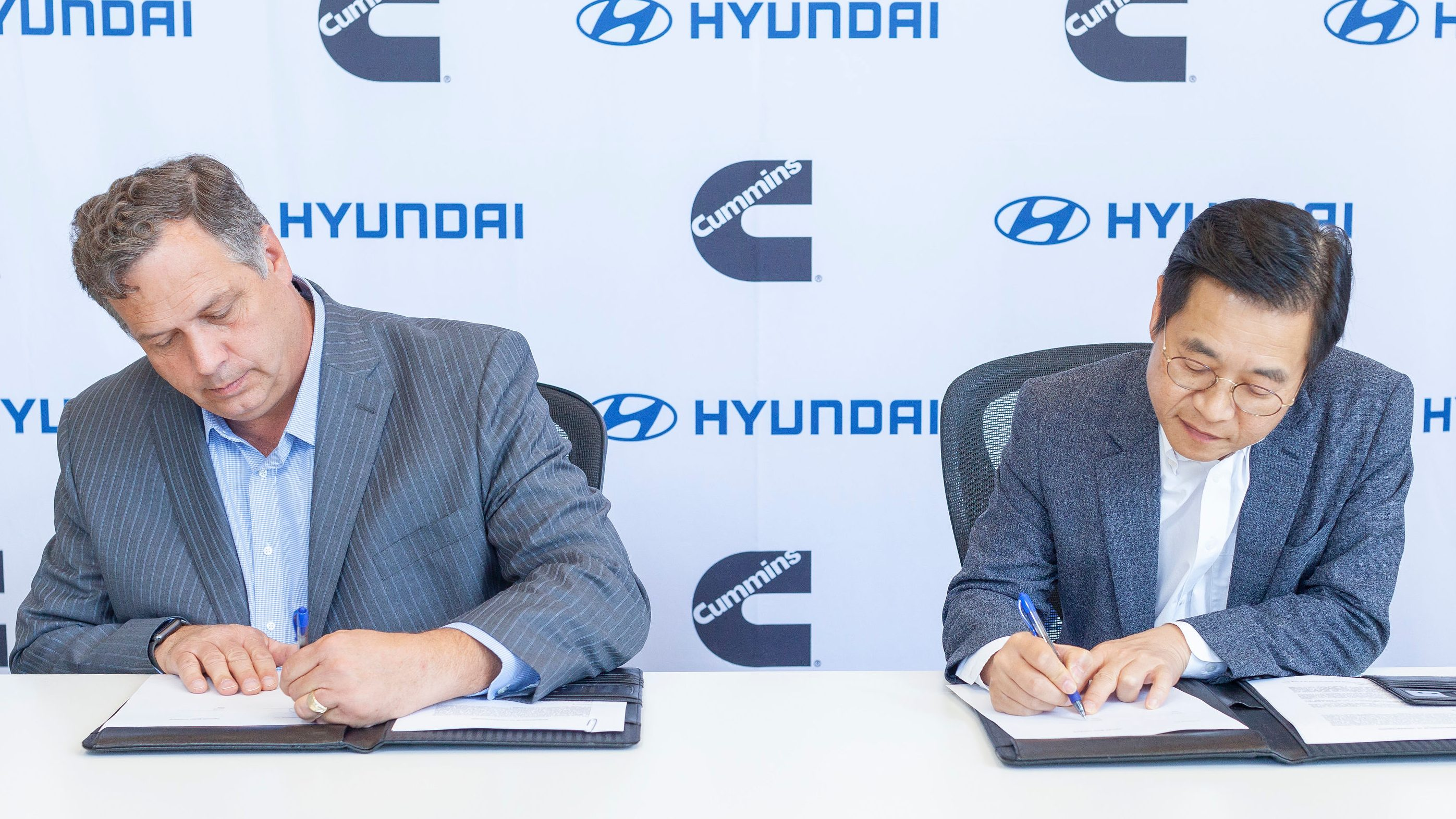 Hyundai Motor Company and Cummins to Collaborate on Hydrogen Fuel Cell