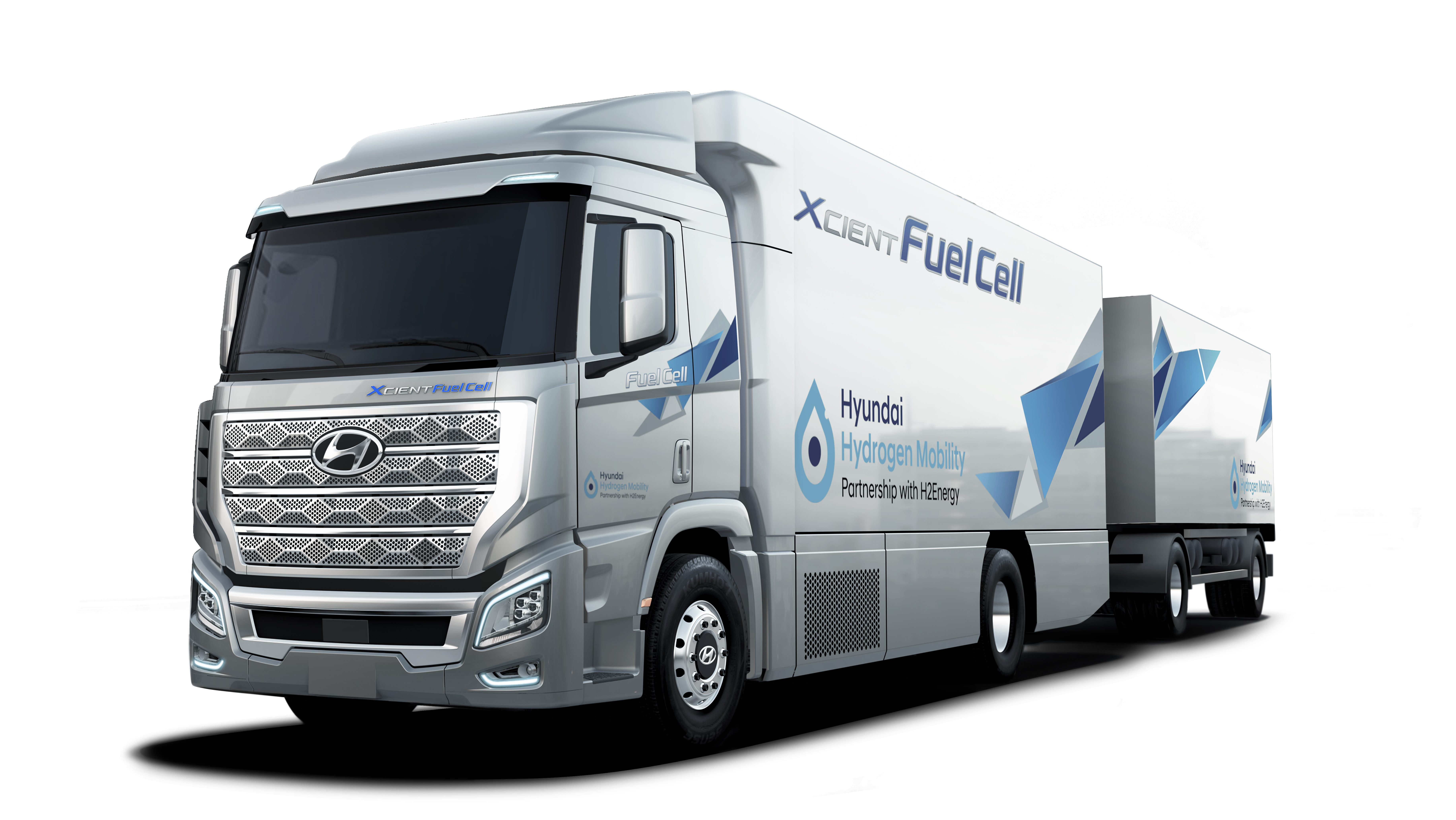 Green Hydrogen Allows Hyundai Hydrogen Mobility and Hydrospider to Connect Electricity with Mobility Sectors in Switzerland