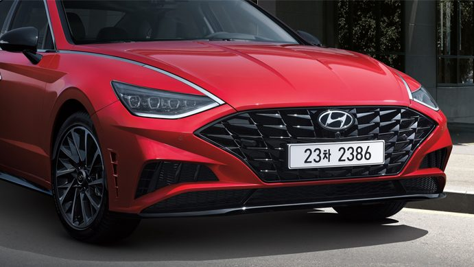 Hyundai Launched First CVVD Engine on Sonata Turbo