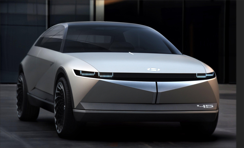 Hyundai 45 Concept (Frankfurt 2019) 18