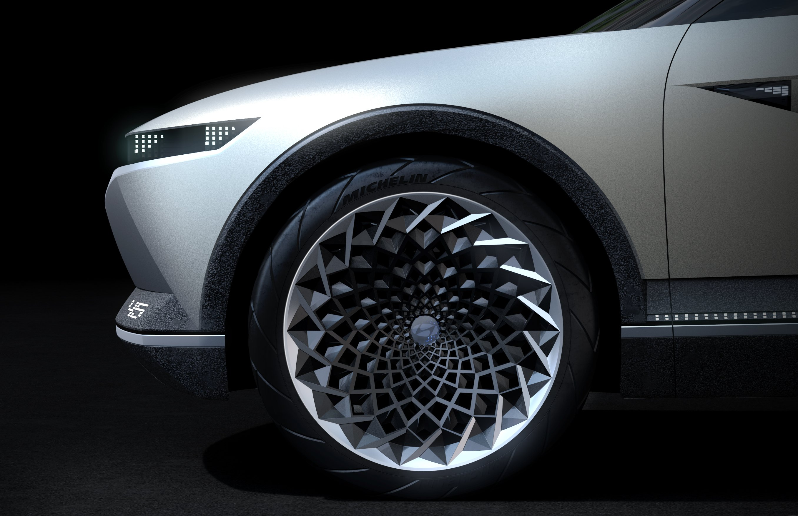 Hyundai 45 Concept (Frankfurt 2019) 16