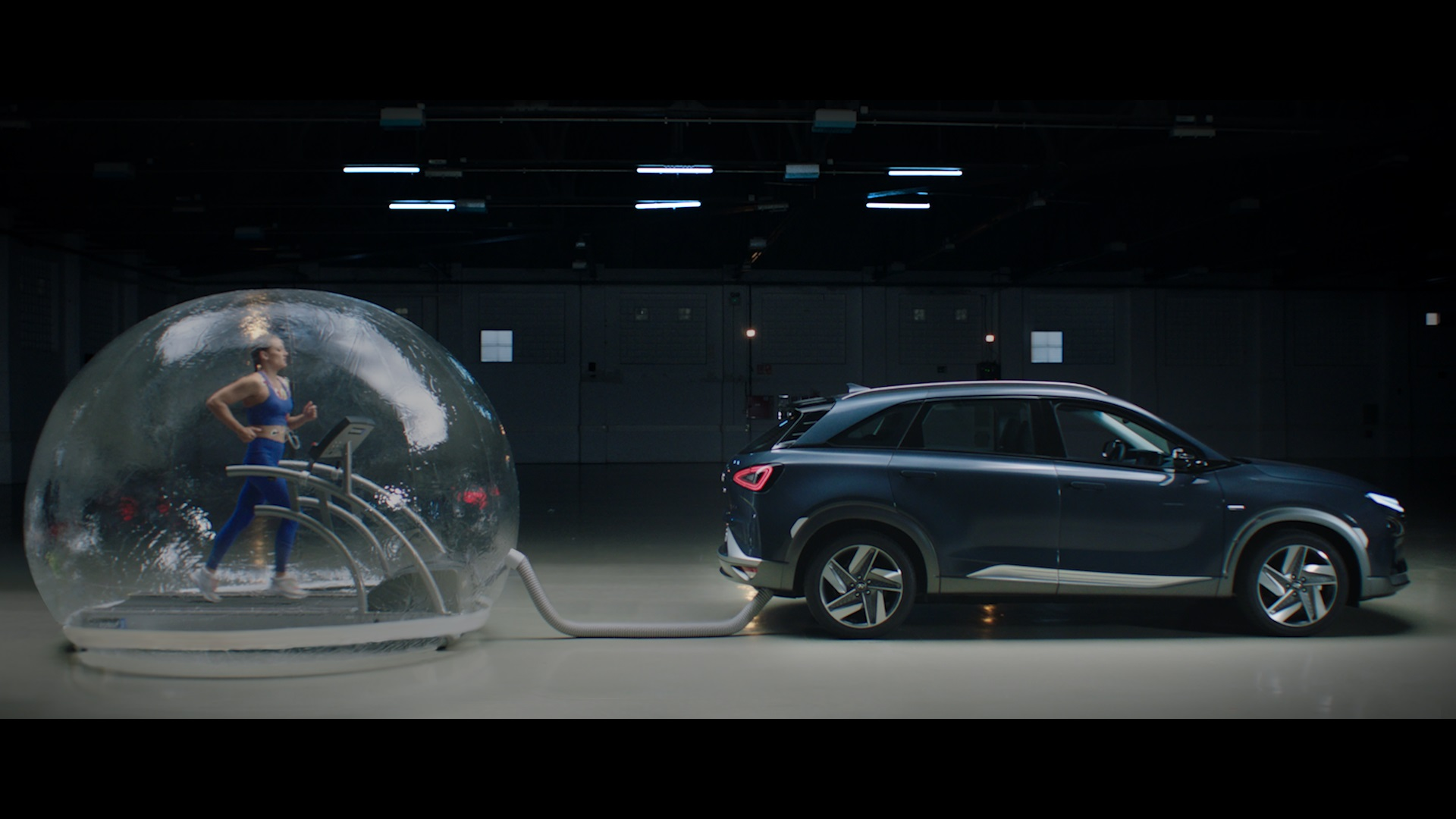 Hyundai Spain new campaign showcases the technology of the NEXO