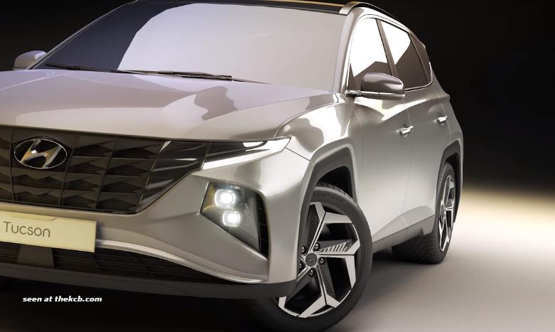 Check Next-Gen Hyundai Tucson 3D Rendering