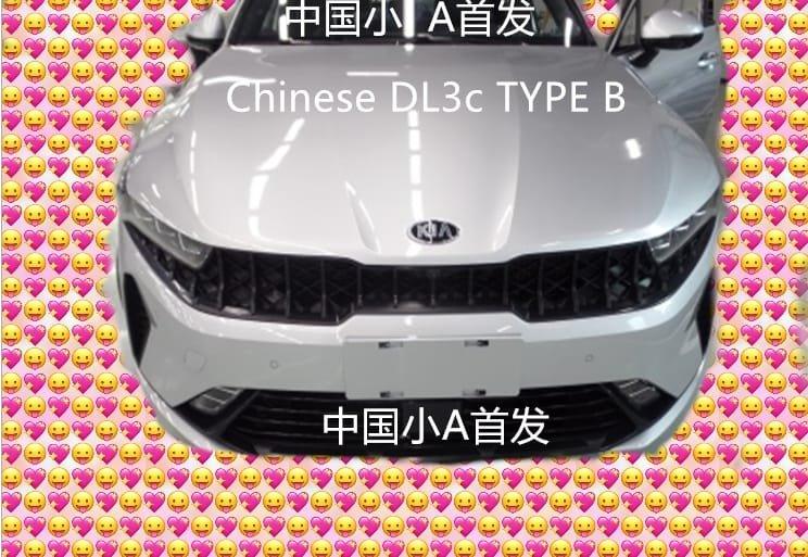 2021 Kia Optima Chinese Version