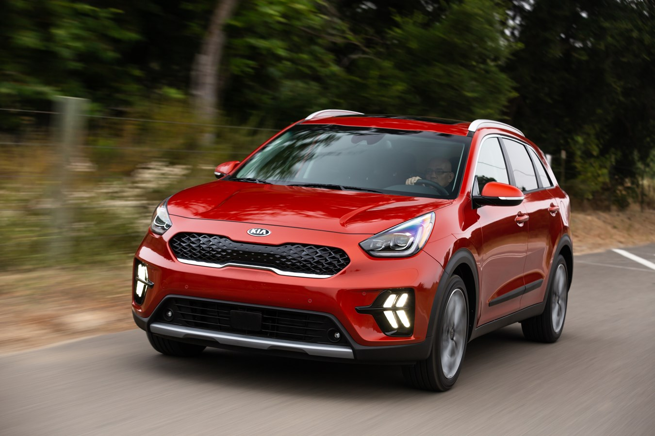 Refreshed 2020 Kia Niro Lands at LA AutoShow