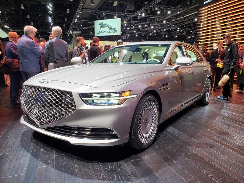 2020 Genesis G90 Facelift Arrives to US Market