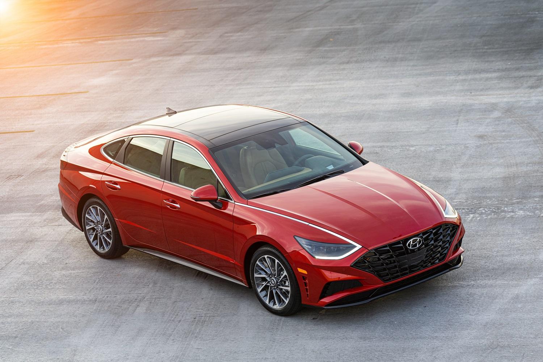 New 2020 Hyundai Sonata Starting At $23,400