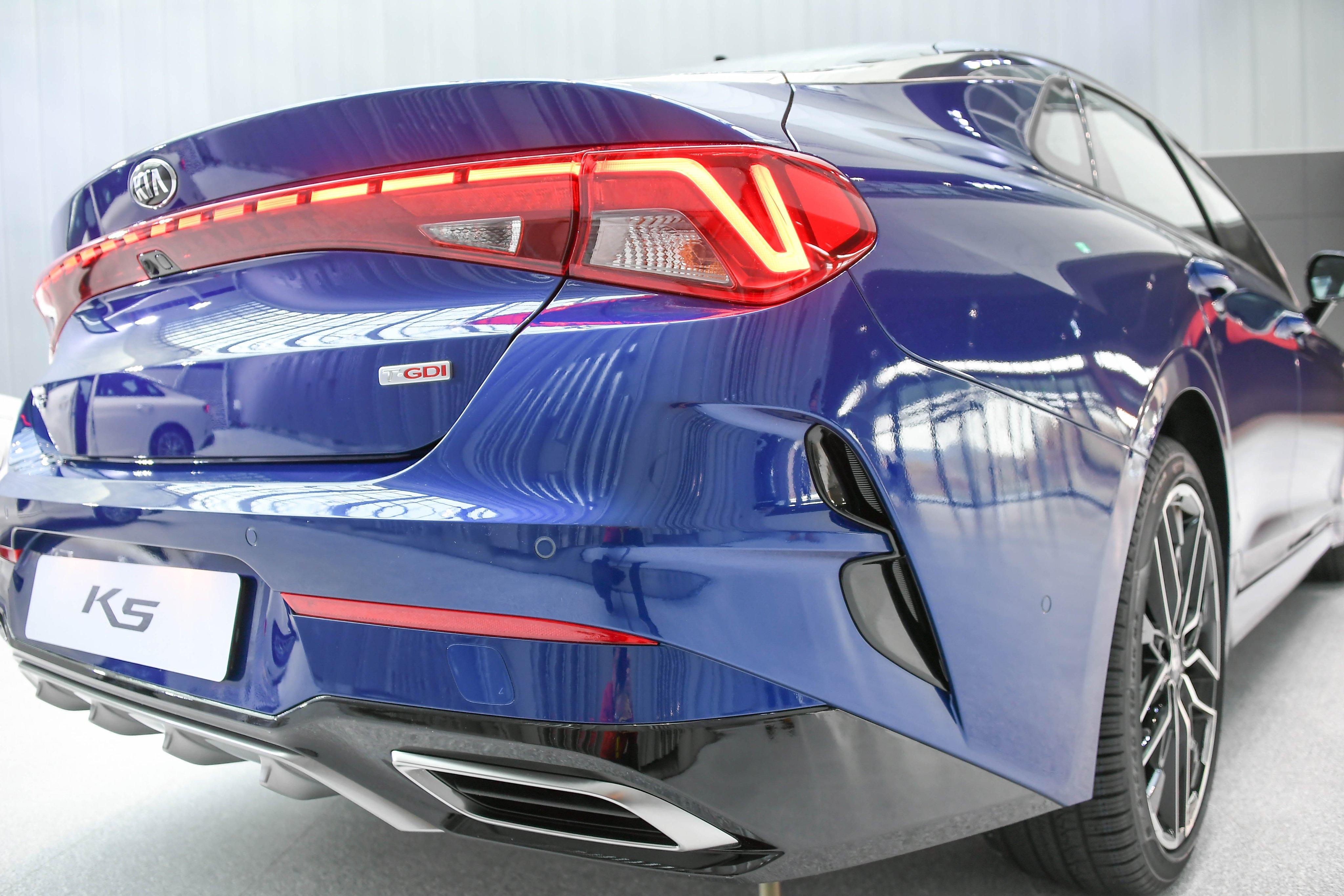 Kia Motors Begins 3rd Gen Optima Orders in South Korea