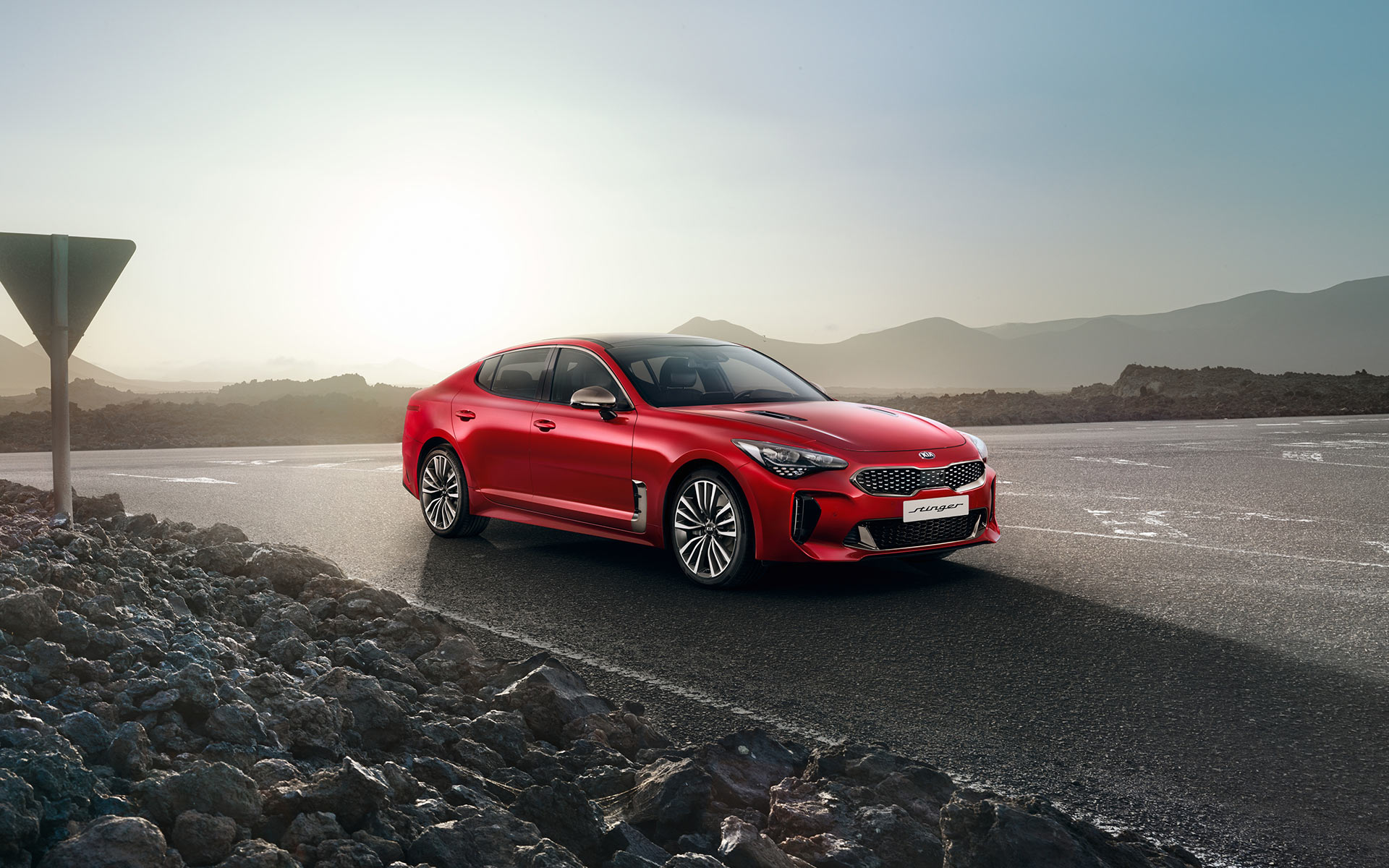 Kia Stinger GT-Line to Arrive to the US-market