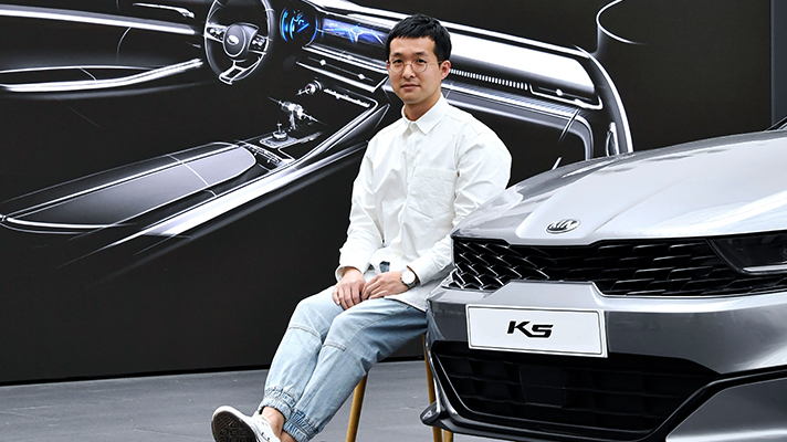 Design Story of the New Kia K5 (Optima) Interior