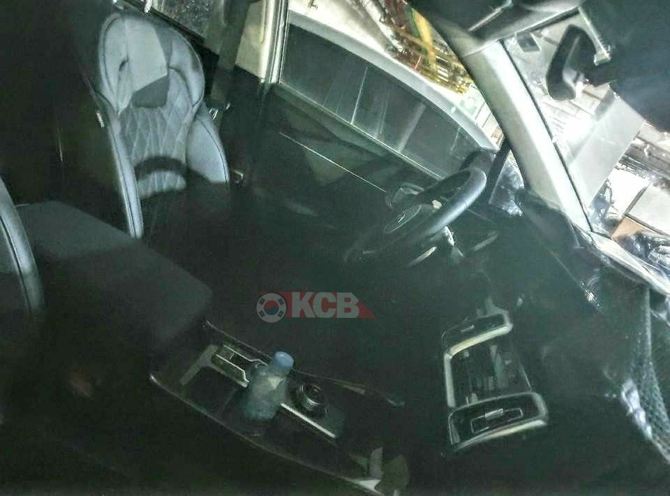 2021 Kia Sorento Spied Inside, Shows Dashboard