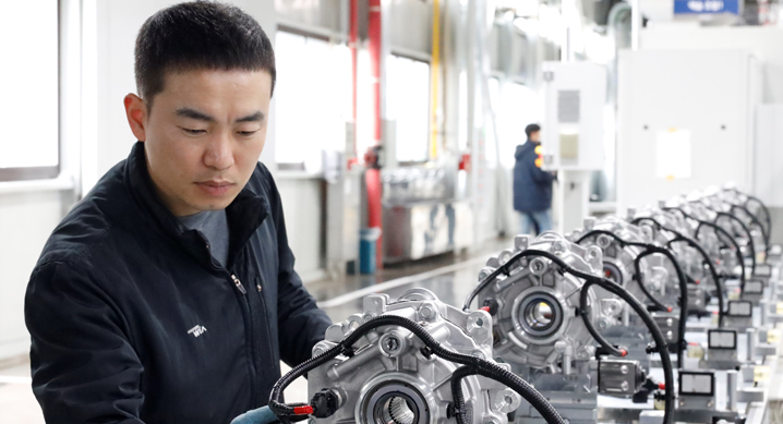 Hyundai Wia Mass-Produces Korea's First Rear-Wheel-Based Electronic Differential Limiter (e-LSD)