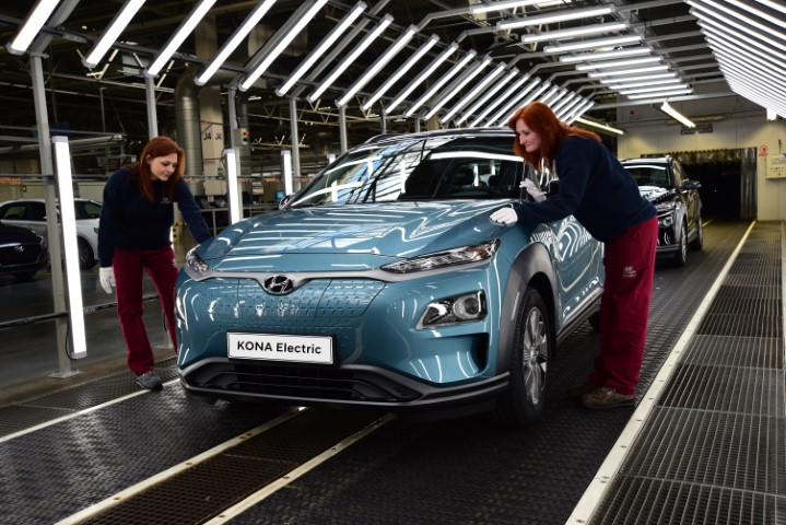 Hyundai to Built Kona Electric in Europe to Boost its Supply