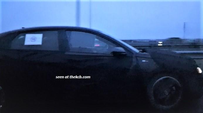 Hyundai Elantra N-Line Spied w/ Badge