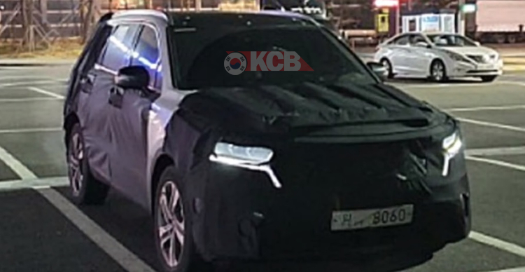 Kia Sorento Hybrid & Plug-in Hybrid to be Released on May