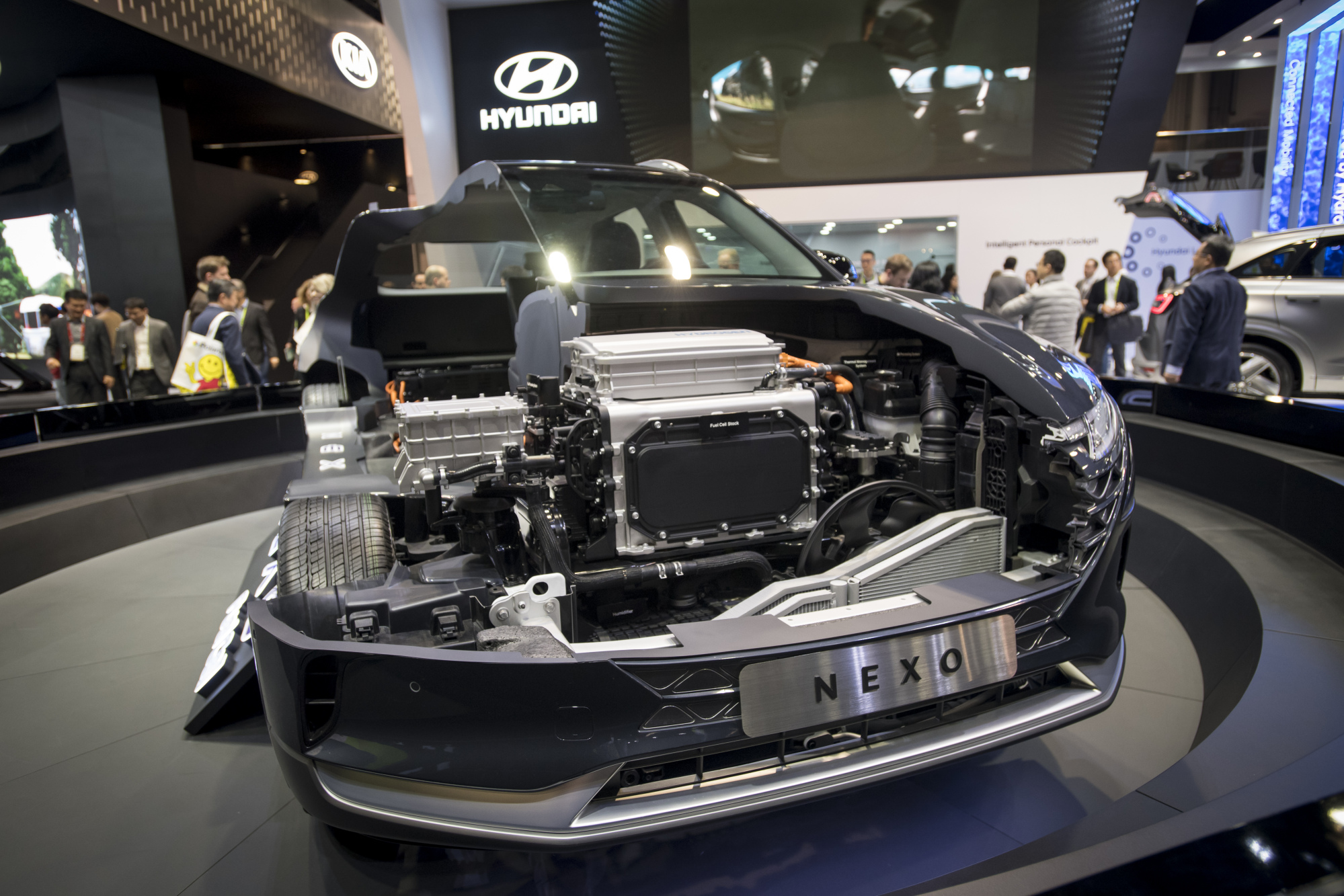 Hyundai to Decide Hydrogen Fuel-Cell Factory Location this Year