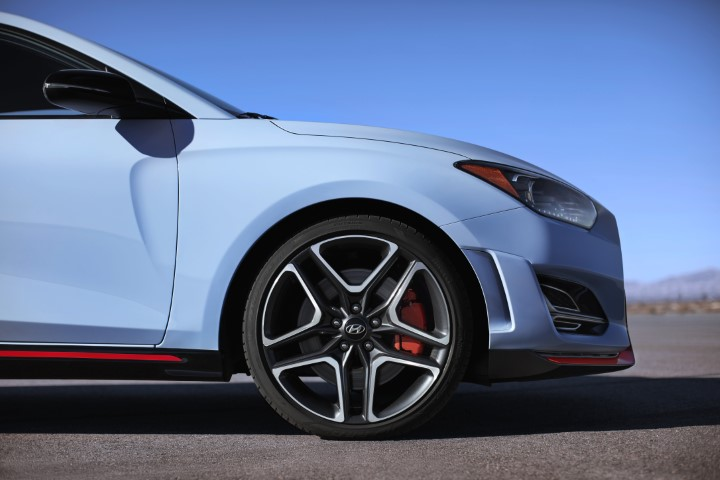 Hyundai to Release Veloster N 8 DCT in April