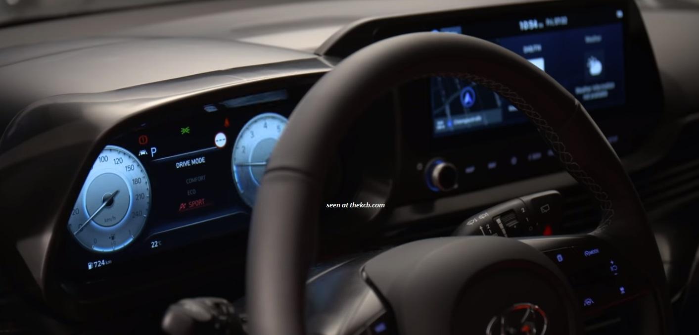 All-New Hyundai i20 Interior Caught Before Debut