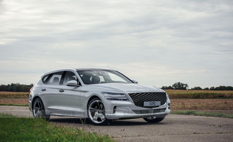Could Genesis Launch a G70 Shooting Brake?