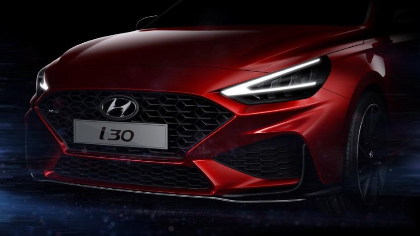 Hyundai i30 Facelift Engine Line-up Leaked w/ New Engines