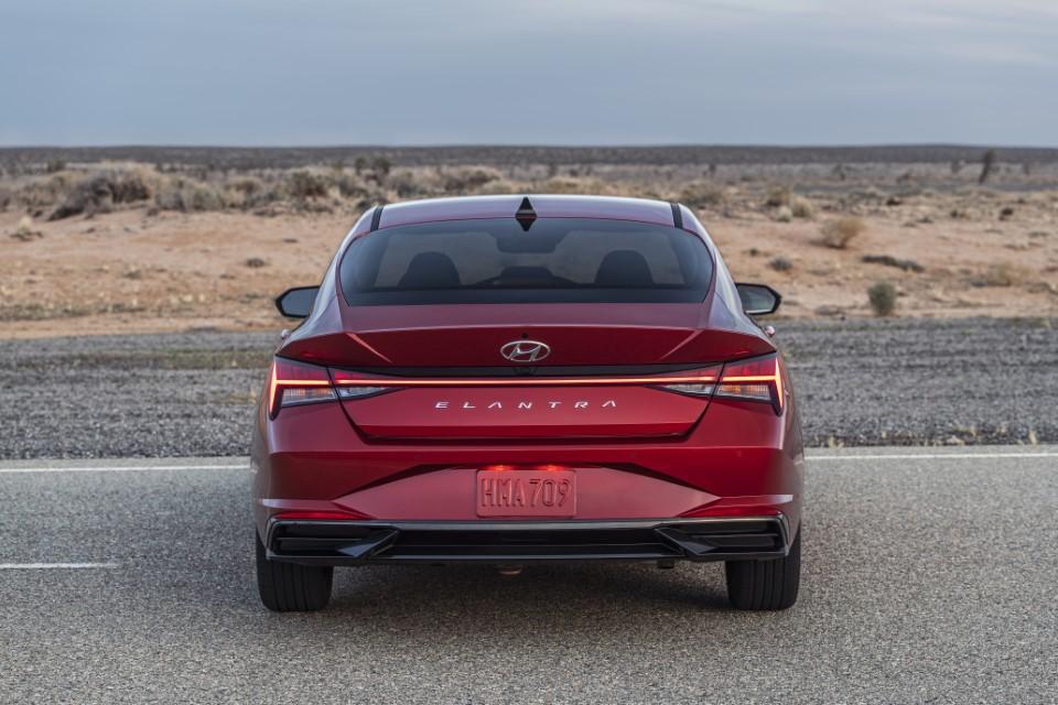 2021 Hyundai Elantra & Elantra Hybrid Launched