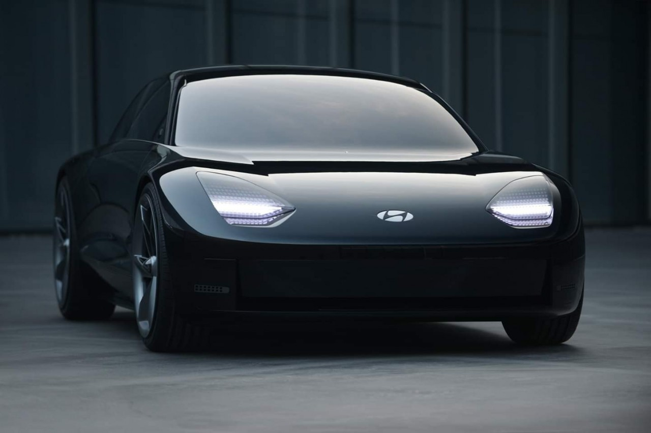 Hyundai Reveals Prophecy EV Concept Car