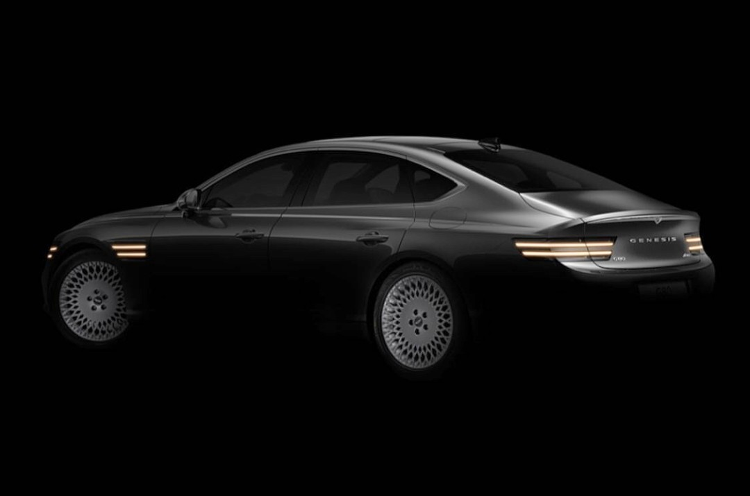 Genesis Teases More Pictures of G80 Ahead Inminent Debut