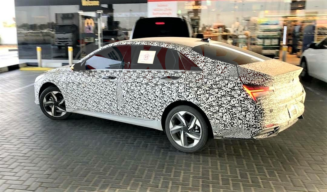 All-New Hyundai Elantra to Debut on March 25th