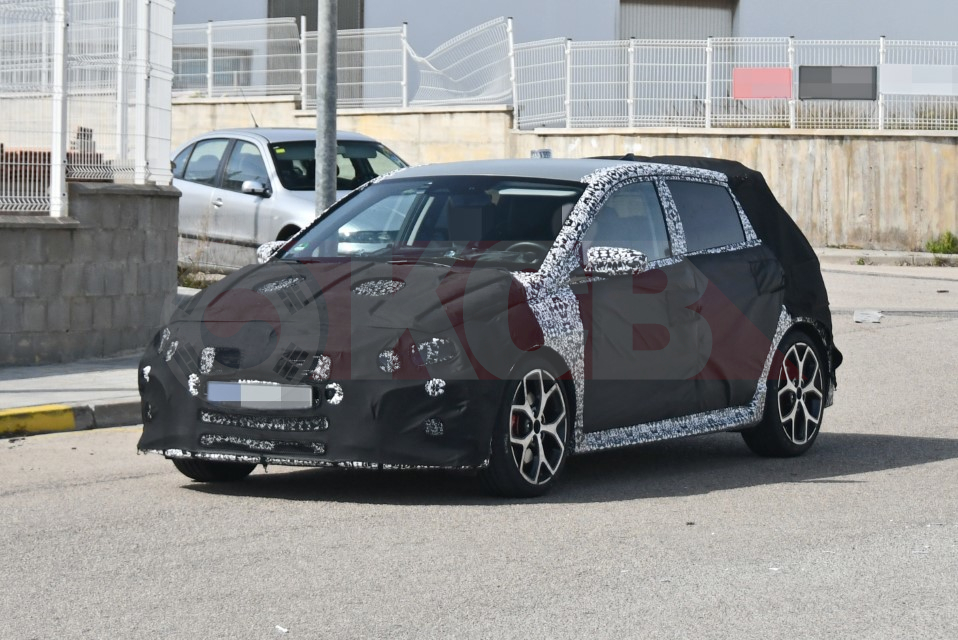 Hyundai i20 N Spied for the First Time w/ Production Guise