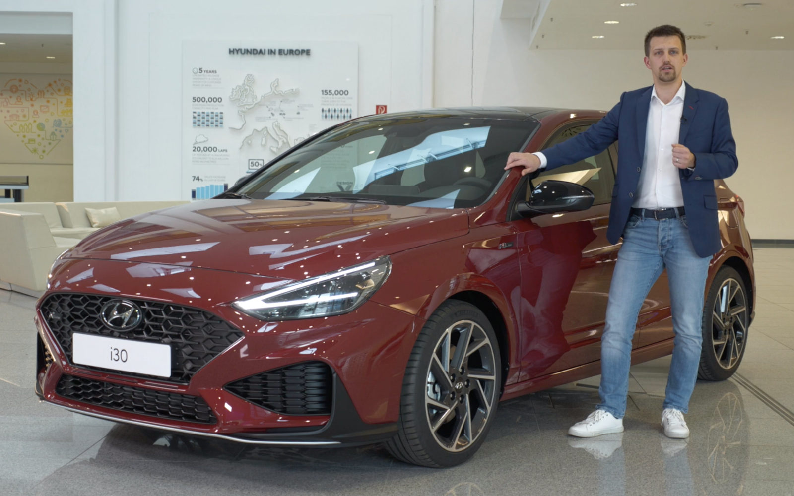 Discover More Details of Hyundai i30 Facelift