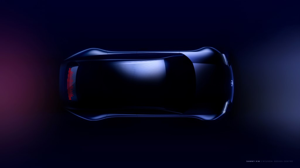Hyundai to Unveil 'Prophecy' Concept EV Tomorrow at 8 am CET