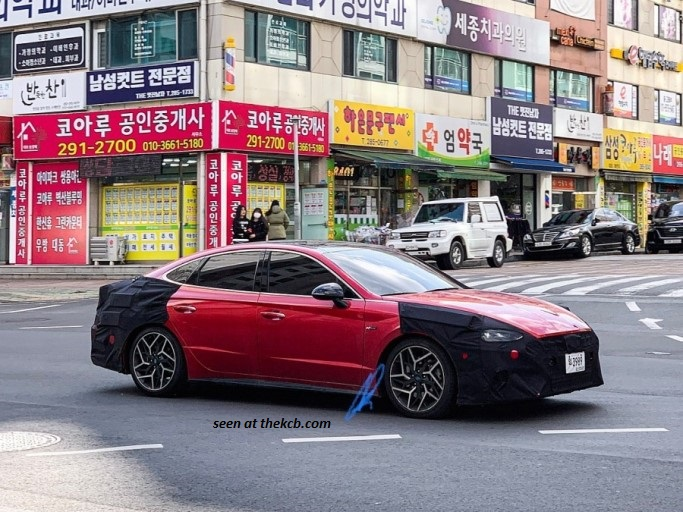 Hyundai Sonata N Line Set for Mass Production in May