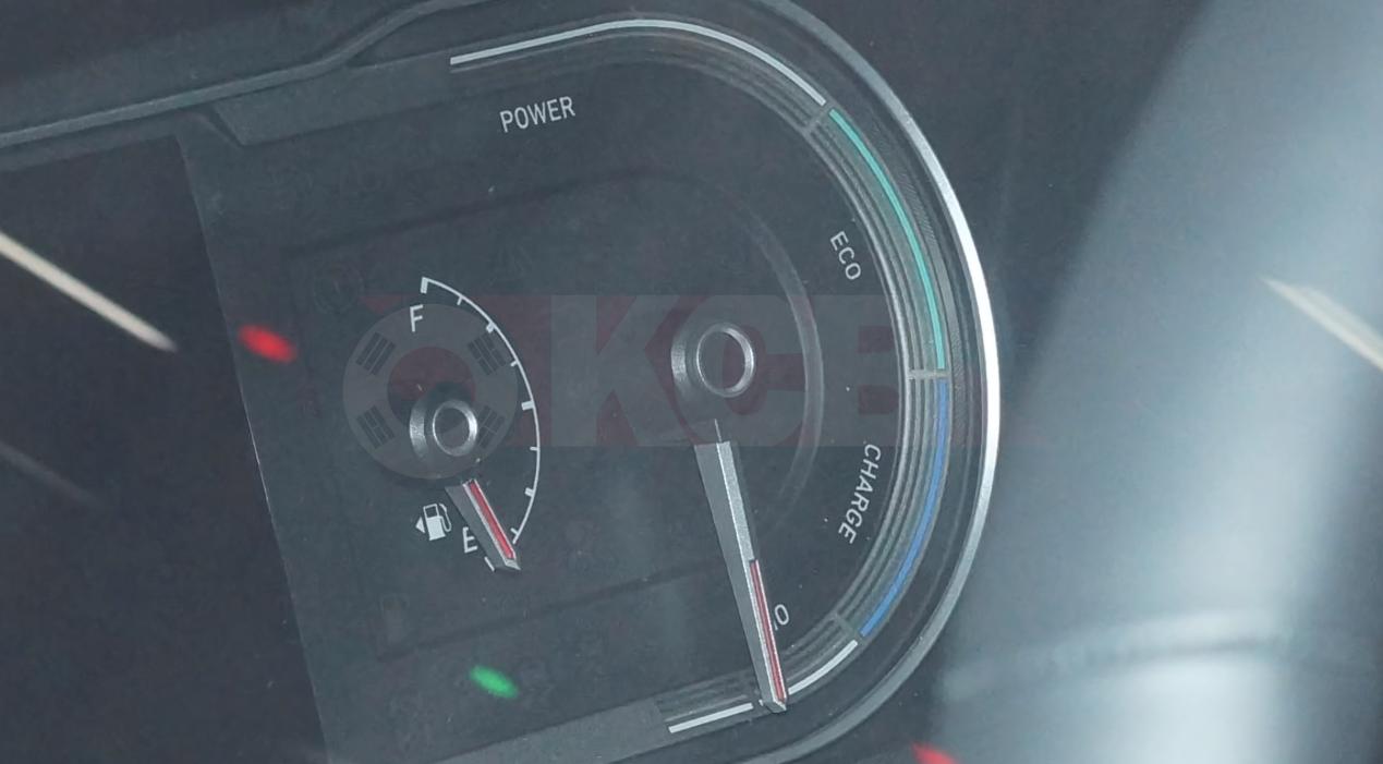 2021 Hyundai Tucson Hybrid Spied Inside