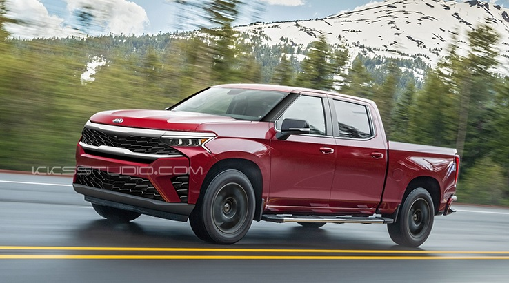 What if Kia Launches a Pickup Truck?