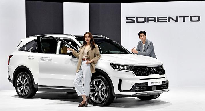 kia sorento south korea