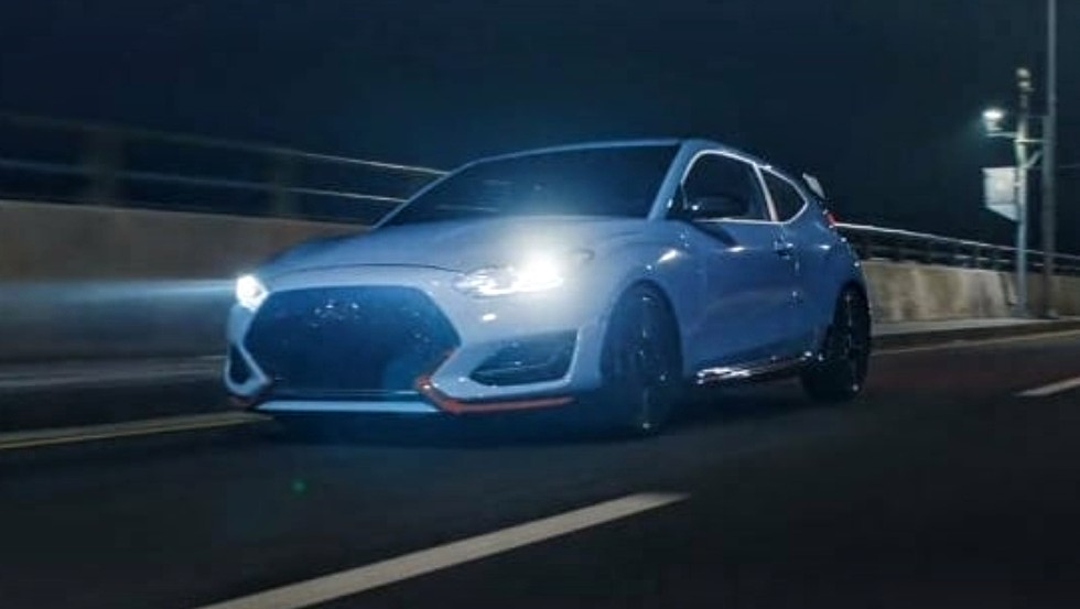 Hyundai N Unveiled Veloster N DCT Teaser… But what is NGS?