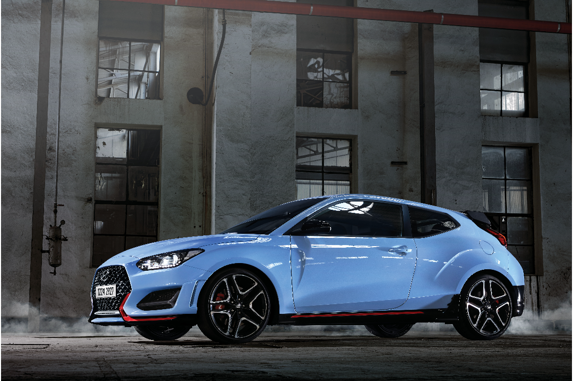 Hyundai Motor Officially Launches 2020 Veloster N