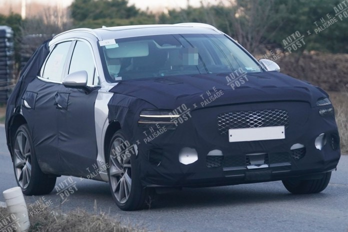 Genesis GV70 SUV to be Released in October, New Info