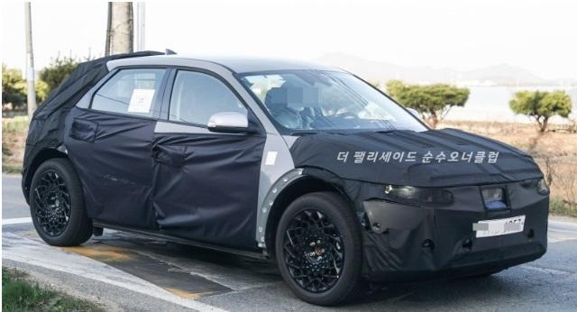 2021 - [Hyundai] SUV EV Hyundai-45-ev-6