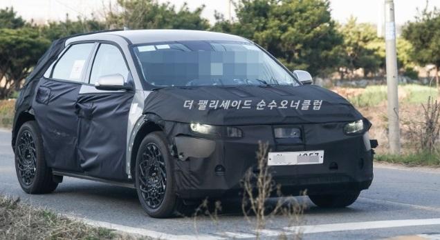 2021 - [Hyundai] SUV EV Hyundai-45-ev-7