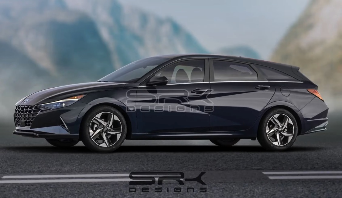 What if Hyundai Launches a Elantra Wagon?