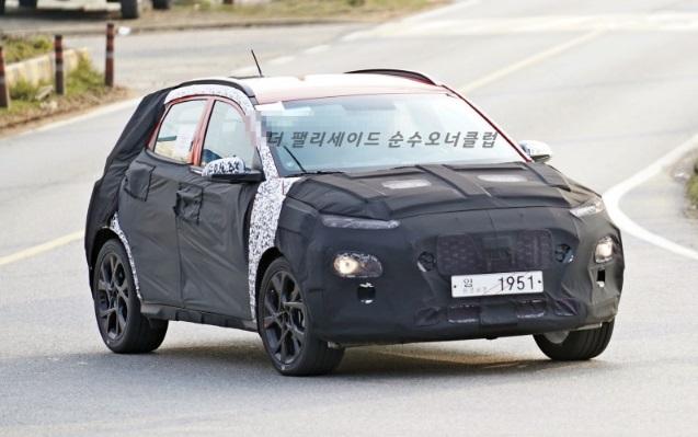 2017 - [Hyundai] Kona - Page 11 Hyundai-kona-facelift-2