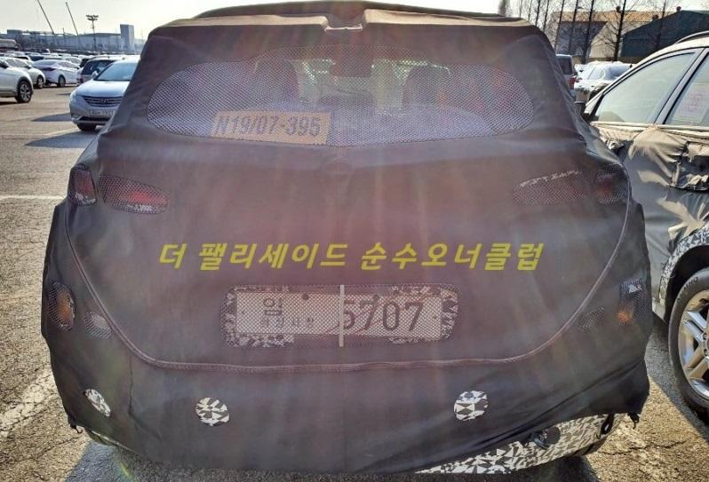 2017 - [Hyundai] Kona - Page 11 Hyundai-kona-facelift-5