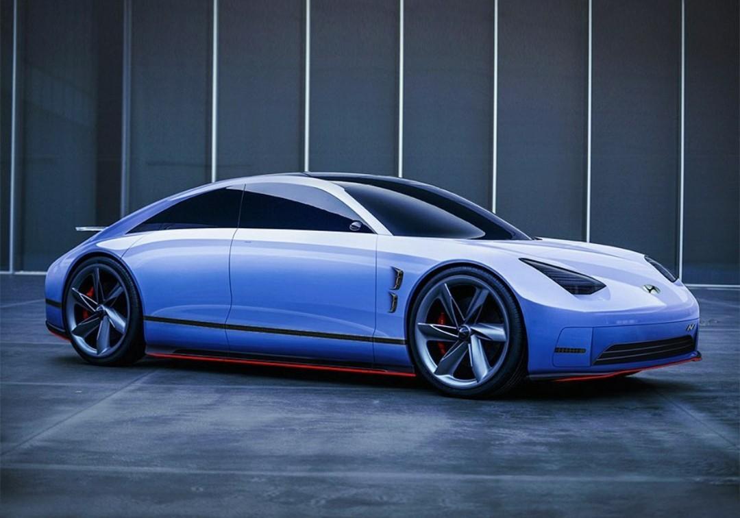 2030 Hyundai Prophecy EV N