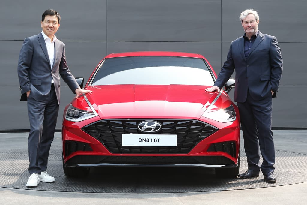 Luc Donckerwolke Left Hyundai Motor Group