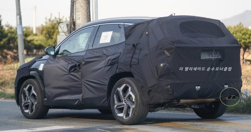 2020 - [Hyundai] Tucson  - Page 3 Hyundai-tucson-spied-nx4