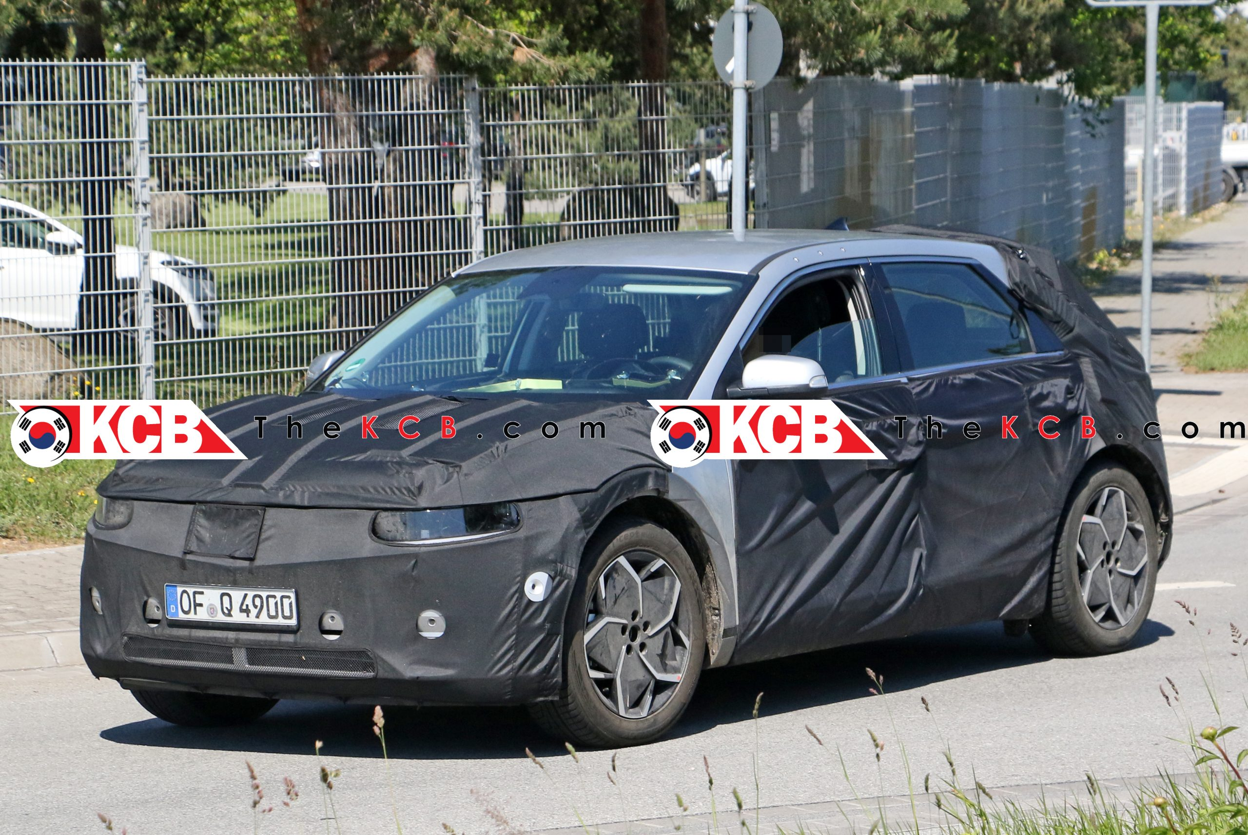 Hyundai 45 EV Spied, January Release, New Details