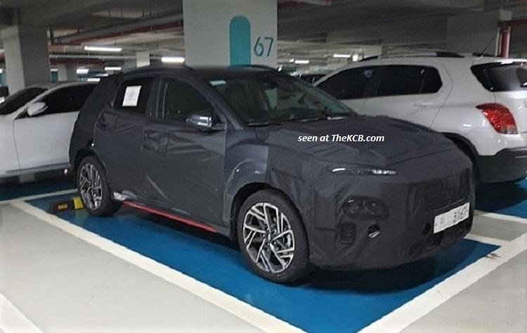 More Pics of Hyundai Kona N-Line