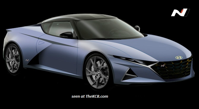 What if Hyundai N RM Midship Looks Like This?